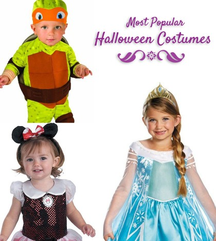 Popular Halloween Costumes 2014