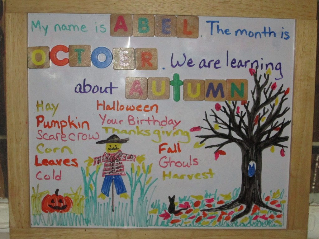 The October Board